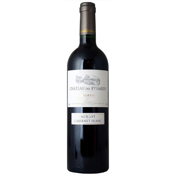お酒 お中元 ギフト シャトー・デ・ゼサール ルージュ 赤 750ml 12本 フランス 南西地方 赤ワイン コンビニ受取対応商品 ヴィンテージ管理しておりません、変わる場合があります プレゼント ケース販売 送料無料