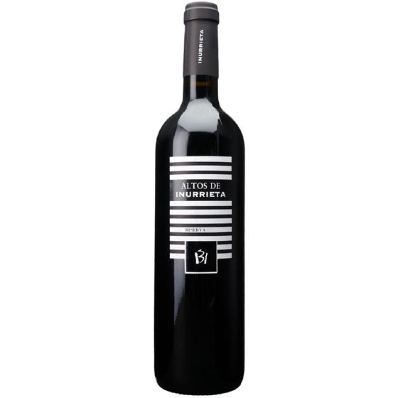 お酒 お中元 ギフト アルトス・デ・イヌリエータ レセルバ / ボデガ・イヌリエータ 赤 750ml 12本 スペイン ナバラ 赤ワイン コンビニ受取対応商品 ヴィンテージ管理しておりません、変わる場合があります プレゼント ケース販売 送料無料