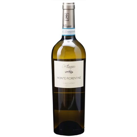 お酒 お中元 ギフト ソアーヴェ・クラッシコ モンテ・フィオレンティーネ / カ・ルガーテ 白 750ml 12本 イタリア ヴェネト 白ワイン コンビニ受取対応商品 ヴィンテージ管理しておりません、変わる場合があります プレゼント ケース販売 送料無料