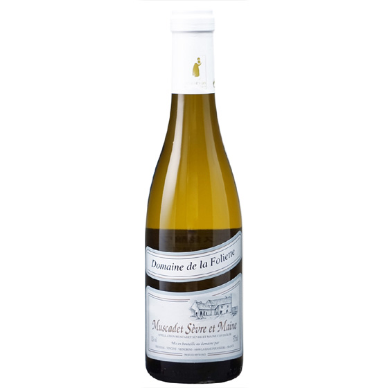 お酒 お中元 ギフト ミュスカデ・セーヴル・エ・メーヌ / フォリエット 白 375ml 24本 フランス ロワール 白ワイン コンビニ受取対応商品 ヴィンテージ管理しておりません、変わる場合があります プレゼント ケース販売 送料無料