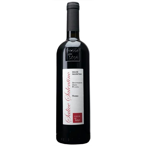 お酒 お中元 ギフト サリーチェ・サレンティーノ ロッソ / ロッカ・デイ・モリ 赤 750ml 12本 イタリア プーリア 赤ワイン コンビニ受取対応商品 ヴィンテージ管理しておりません、変わる場合があります プレゼント ケース販売 送料無料