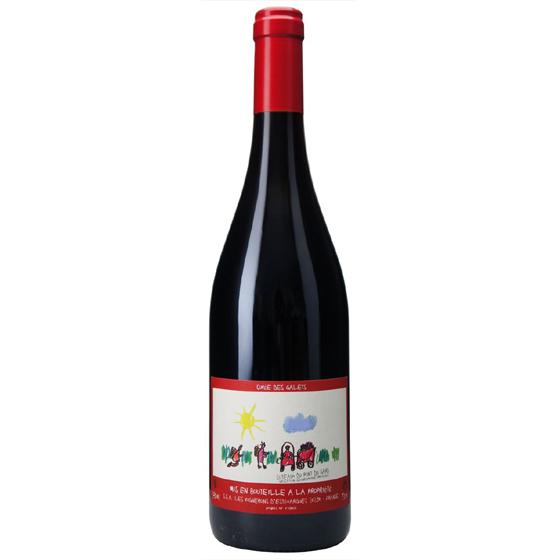 お中元 ギフト コトー・デュ・ポン・デュ・ガール キュヴェ・デ・ガレ / エステザルグ 赤 750ml 12本 フランス コート・デュ・ローヌ 赤ワイン コンビニ受取対応商品 ヴィンテージ管理しておりません、変わる場合があります ケース販売