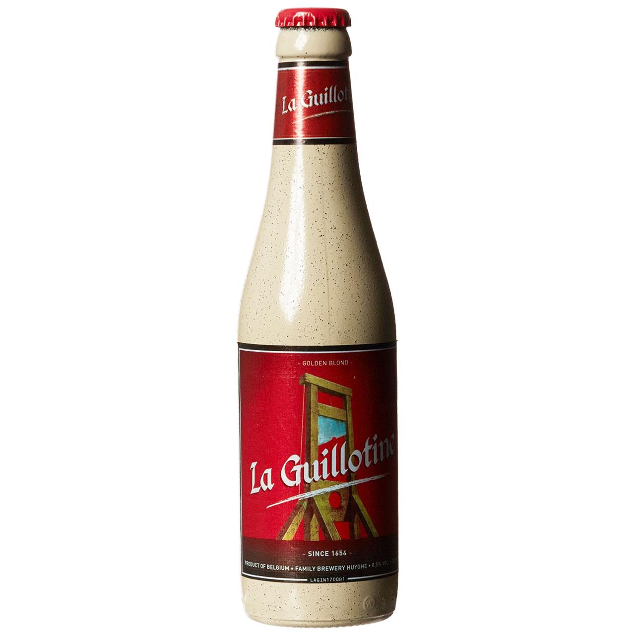 【ラッキーシール対応】母の日 ギフト ギロチン 330ml 24本 ベルギービール クラフトビール ケース販売