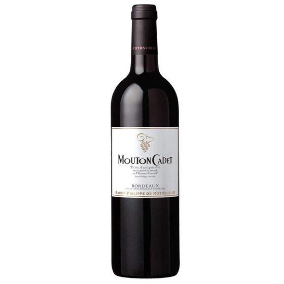 【ラッキーシール対応】お歳暮 ギフト ムートン・カデ・ルージユ  バロン・フィリップ・ド・ロスチャイルド 赤 750ml 12本 フランス 赤ワイン ケース販売 送料無料 ヴィンテージ管理しておりません、変わる場合があります