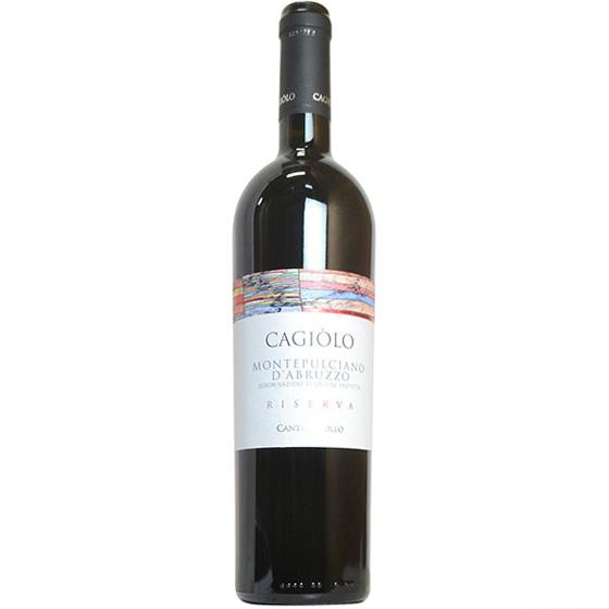 父の日 プレゼント ギフト カジオーロ モンテプルチアーノ・ダブルッツォ・レゼルヴァ / カンティナ・トロ 赤 750ml 12本 イタリア アブルッツォ 赤ワイン ヴィンテージ管理しておりません、変わる場合があります ケース販売 送料無料 ラッキーシール対応