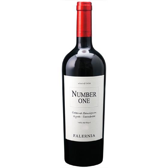 お酒 お中元 ギフト ナンバーワン / ファレルニア 赤 750ml 12本 チリ エルキ・ヴァレー 赤ワイン コンビニ受取対応商品 ヴィンテージ管理しておりません、変わる場合があります プレゼント ケース販売 送料無料