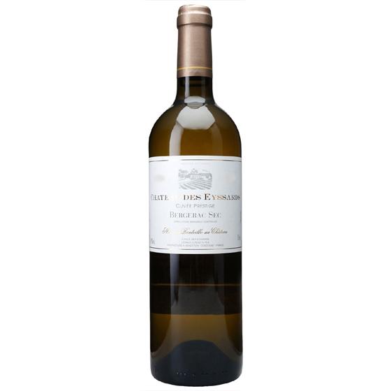 お酒 お中元 ギフト シャトー・デ・ゼサール ブラン キュヴェ・プレスティージュ 白 750ml 12本 フランス 南西地方 白ワイン コンビニ受取対応商品 ヴィンテージ管理しておりません、変わる場合があります プレゼント ケース販売 送料無料