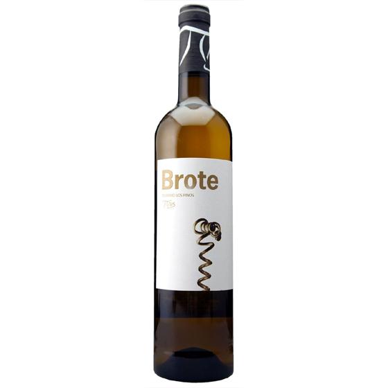 お酒 お中元 ギフト ブローテ・ブランコ / ロス・ピノス 白 750ml 12本 スペイン バレンシア 白ワイン コンビニ受取対応商品 ヴィンテージ管理しておりません、変わる場合があります プレゼント ケース販売 送料無料