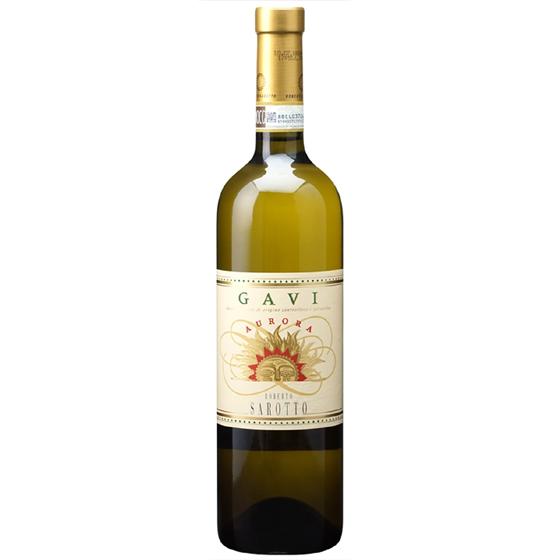 お酒 お中元 ギフト ガヴィ・アウロラ / ロベルト・サロット 白 750ml 12本 イタリア ピエモンテ 白ワイン コンビニ受取対応商品 ヴィンテージ管理しておりません、変わる場合があります プレゼント ケース販売 送料無料