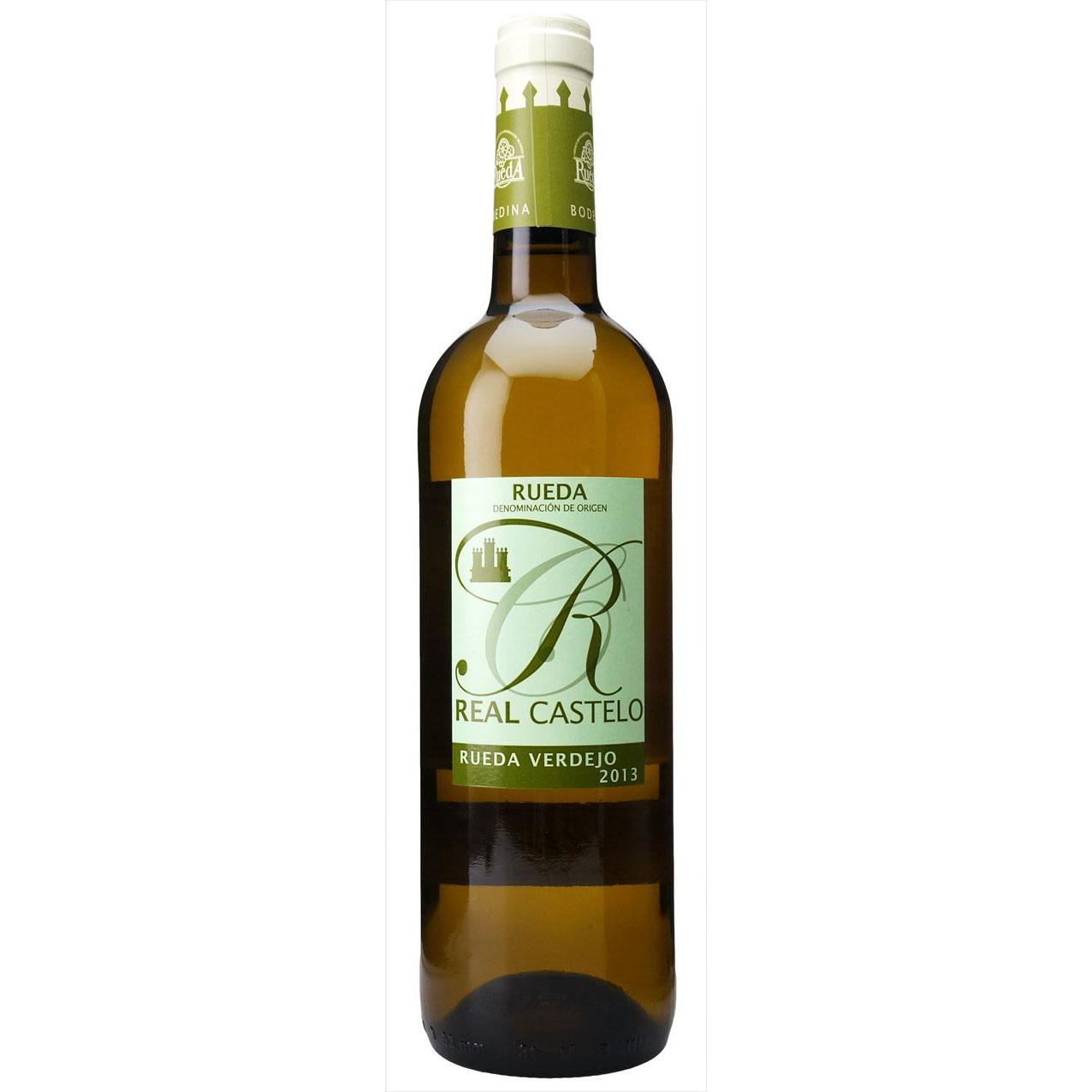 父の日 プレゼント ギフト レアル カステロ ボデガス カステロ デ メディナ 白 750ml 12本 スペイン ルエダ 白ワイン コンビニ受取対応商品 ヴィンテージ管理しておりません、変わる場合があります ラッキーシール対応