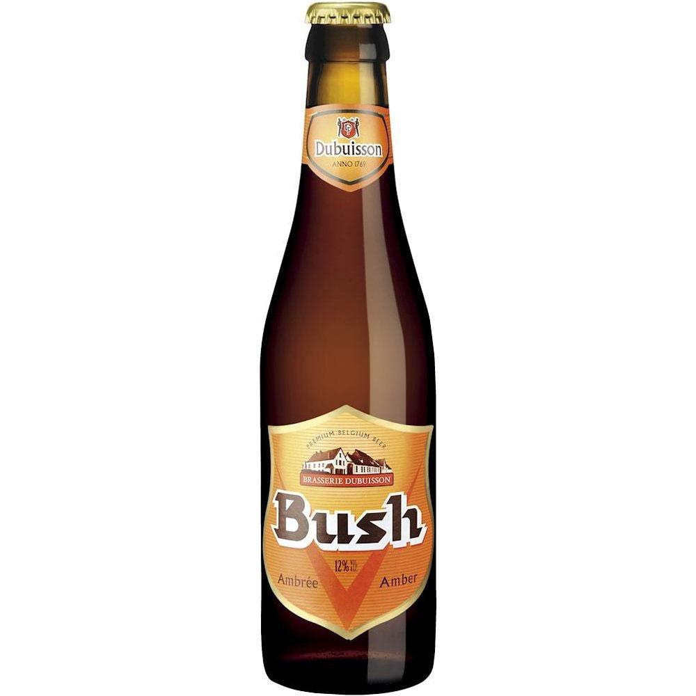 父の日 プレゼント ギフト ブッシュアンバー(スカルディスアンバー)330ml 24本 ベルギービール クラフトビール ケース販売 ラッキーシール対応