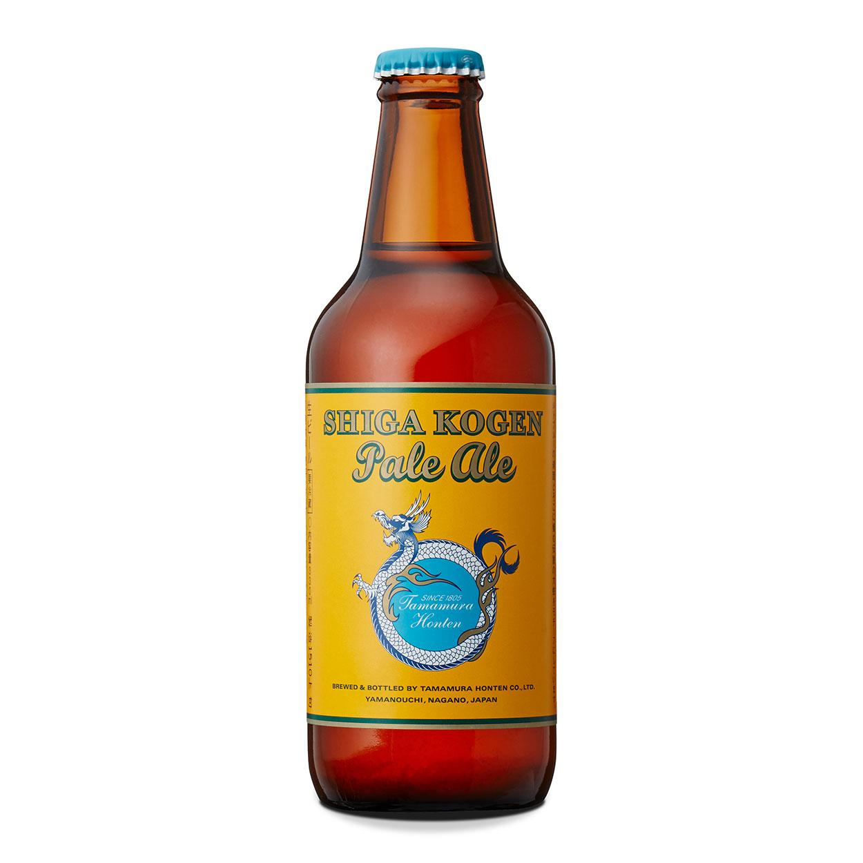 【ラッキーシール対応】お歳暮 ギフト 志賀高原ビール ペールエール 330ml 24本 長野県 玉村本店 クラフトビール ケース販売