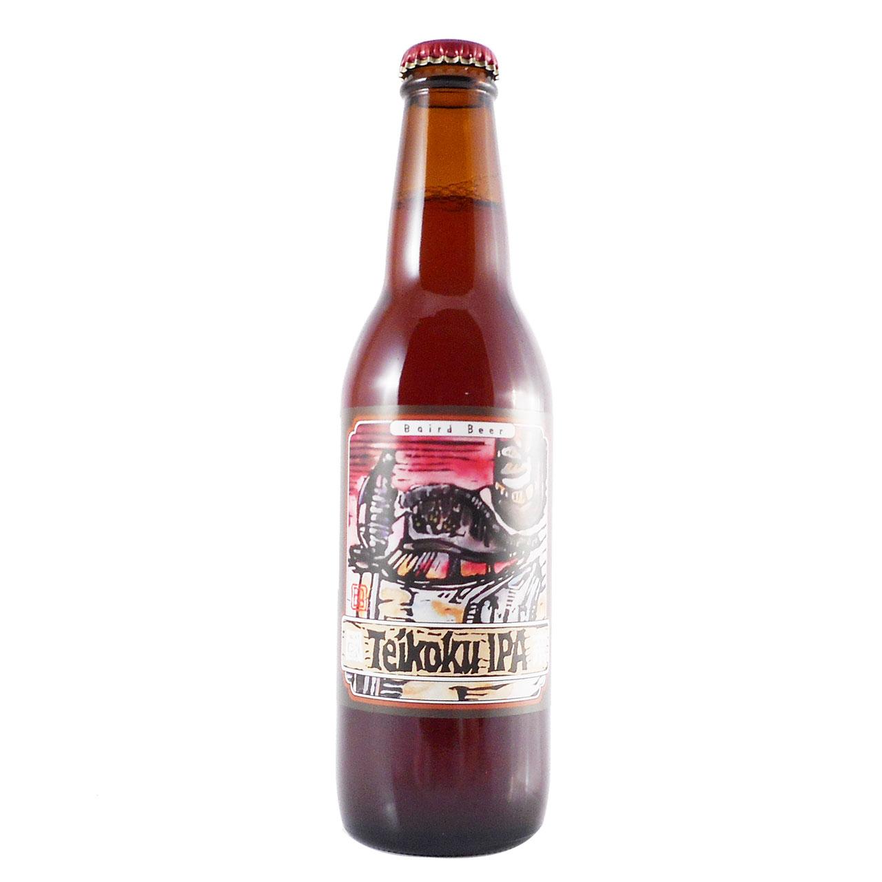 お中元 ギフト ベアードビール 帝国IPA 330ml 24本 静岡修善寺クラフトビールケース販売 静岡県 ベアードブルーイング ビール 国産クラフトビール・地ビール ラッキーシール対応
