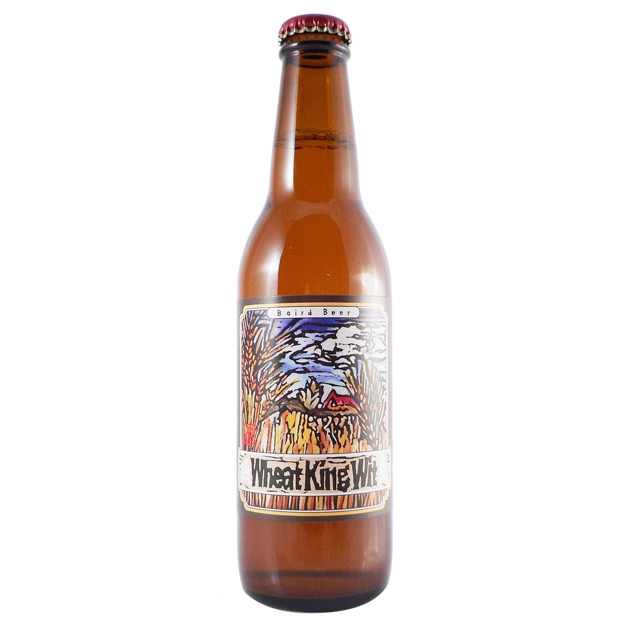 【ラッキーシール対応】母の日 ギフト ベアードビール ウィートキングウィット (エール) 330ml 24本 静岡修善寺クラフトビールケース販売 静岡県 ベアードブルーイング ビール 国産クラフトビール・地ビール