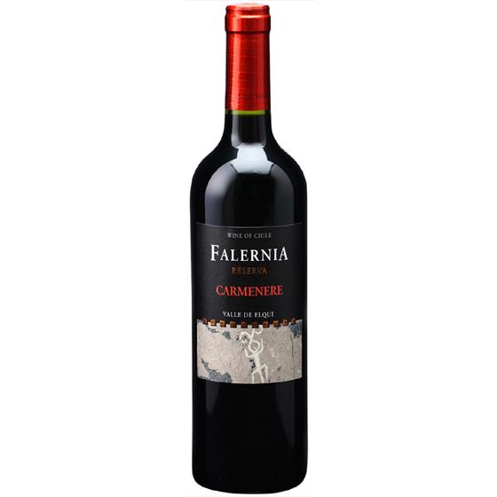 お酒 お中元 ギフト カルムネール レセルバ / ファレルニア 赤 750ml 12本 チリ エルキ・ヴァレー 赤ワイン コンビニ受取対応商品 ヴィンテージ管理しておりません、変わる場合があります プレゼント ケース販売 送料無料