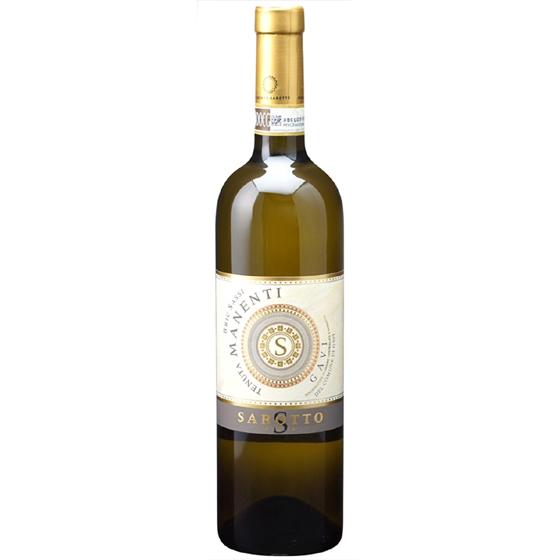 お酒 お中元 ギフト ガヴィ・デル・コムーネ・ディ・ガヴィ ブリク・サッシ / ロベルト・サロット 白 750ml 12本 イタリア ピエモンテ 白ワイン ヴィンテージ管理しておりません、変わる場合があります プレゼント ケース販売 送料無料
