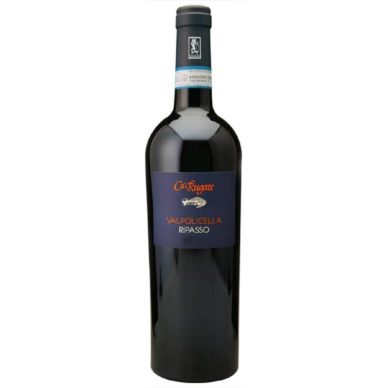 お酒 お中元 ギフト ヴァルポリチェッラ スペリオーレ リパッソ / カ・ルガーテ 赤 750ml 12本 イタリア ヴェネト 赤ワイン コンビニ受取対応商品 ヴィンテージ管理しておりません、変わる場合があります プレゼント ケース販売 送料無料