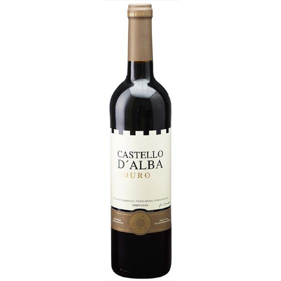 お酒 お中元 ギフト ドウロ・ティント / カステロ・ダルバ 赤 750ml 12本 ポルトガル ドウロ 赤ワイン コンビニ受取対応商品 ヴィンテージ管理しておりません、変わる場合があります プレゼント ケース販売 送料無料