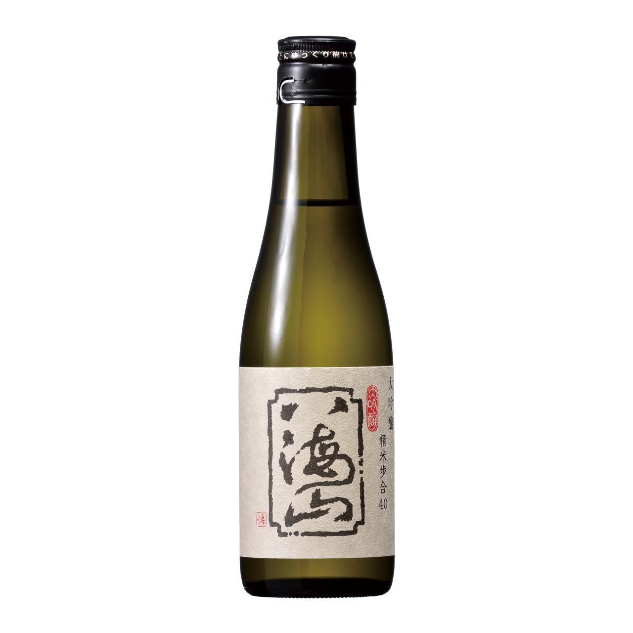 【ラッキーシール対応】お歳暮 ギフト 八海山 大吟醸 300ML  15本 新潟県 八海山 日本酒 ケース販売 送料無料