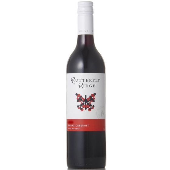父の日 プレゼント ギフト バタフライ・リッジ シラーズ カベルネ / アンゴーヴ 赤 750ml 12本 オーストラリア 南オーストラリア 赤ワイン コンビニ受取対応商品 ヴィンテージ管理しておりません、変わる場合があります ラッキーシール対応 ケース販売