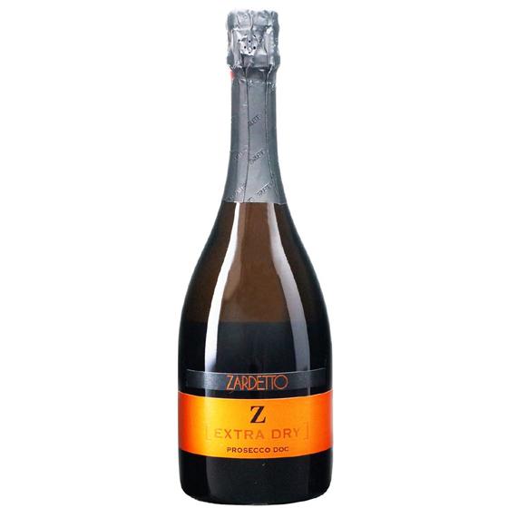 お酒 お中元 ギフト プロセッコ エクストラ・ドライ / ザルデット 白 750ml 12本 イタリア ヴェネト スパークリングワイン スプマンテ コンビニ受取対応商品 ヴィンテージ管理しておりません、変わる場合があります プレゼント ケース販売 送料無料