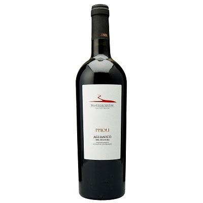 父の日 プレゼント ギフト ピポリ アリアニコ ヴィニエティ デル ヴルトゥーレ 赤 750ml 12本 イタリア バジリカータ 赤ワイン コンビニ受取対応商品 ヴィンテージ管理しておりません、変わる場合があります ケース販売 送料無料 ラッキーシール対応