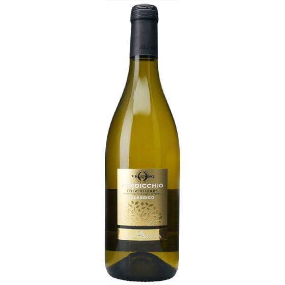 お中元 ギフト ヴェルディッキオ・デイ・カステッリ・ディ・イエージ クラッシコ / ヴェレノージ 白 750ml 12本 イタリア マルケ 白ワイン コンビニ受取対応商品 ヴィンテージ管理しておりません、変わる場合があります ケース販売 送料無料