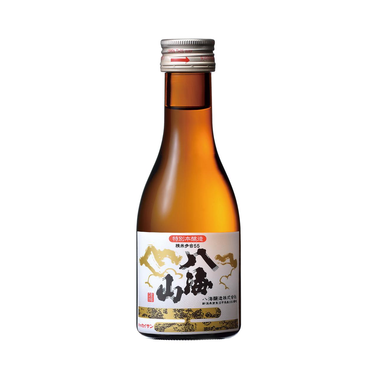 父の日 プレゼント ギフト 八海山 特別本醸造 180ml 30本 新潟県 八海山 日本酒 ケース販売 ラッキーシール対応