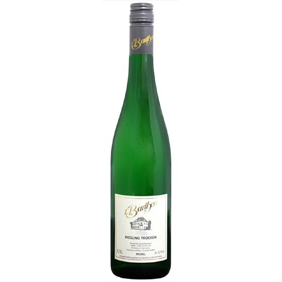 お酒 お中元 ギフト バルテン リースリング QbA トロッケン / トーマス・バルテン 白 750ml ドイツ モーゼル 白ワイン 12本 コンビニ受取対応商品 ヴィンテージ管理しておりません、変わる場合があります プレゼント ケース販売 送料無料