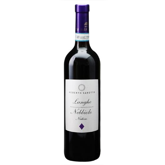 お酒 お中元 ギフト ランゲ・ネッビオーロ ナティーヴォ / ロベルト・サロット 赤 750ml 12本 イタリア ピエモンテ 赤ワイン コンビニ受取対応商品 ヴィンテージ管理しておりません、変わる場合があります プレゼント ケース販売 送料無料