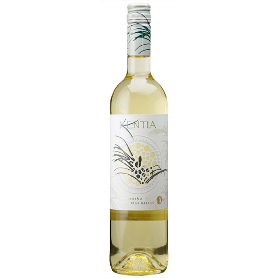 お酒 お中元 ギフト ケンティア / オロワインズ 白 750ml 12本 スペイン リアス・バイシャス 白ワイン コンビニ受取対応商品 ヴィンテージ管理しておりません、変わる場合があります プレゼント ケース販売 送料無料