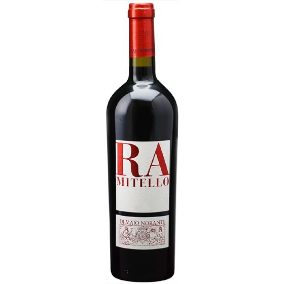 お酒 お中元 ギフト ラミテッロ・ロッソ / ディ・マーヨ・ノランテ 赤 750ml 12本 イタリア モリーゼ 赤ワイン コンビニ受取対応商品 ヴィンテージ管理しておりません、変わる場合があります プレゼント ケース販売 送料無料