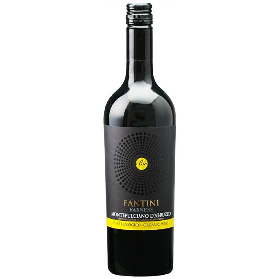 お中元 ギフト ファンティーニ モンテプルチャーノ・ダブルッツォ ビオ / ファルネーゼ 赤 750ml 12本 イタリア アブルッツォ 赤ワイン コンビニ受取対応商品 ヴィンテージ管理しておりません、変わる場合があります ケース販売 送料無料