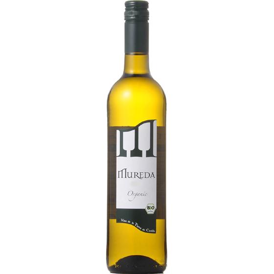敬老の日 ギフト お酒 プレゼント ムレダ オーガニック ブランコ 白 変わる場合があります 日本未発売 訳あり品送料無料 750ml コンビニ受取対応商品 ヴィンテージ管理しておりません マンチャ 白ワイン ラ スペイン