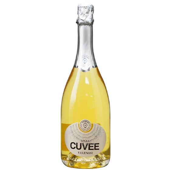 お酒 父の日 ギフト グラン・キュヴェ ヴェレノージ 白 750ml 12本 イタリア マルケ スパークリングワイン スプマンテ コンビニ受取対応商品 ヴィンテージ管理しておりません、変わる場合があります プレゼント ケース販売 送料無料