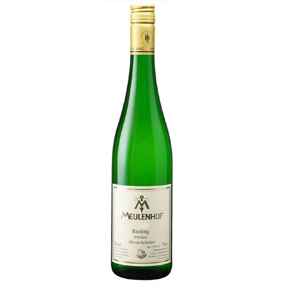 お酒 お中元 ギフト デヴォン・シーファー トロッケン / ミューレンホフ 白 750ml 12本 ドイツ モーゼル 白ワイン コンビニ受取対応商品 ヴィンテージ管理しておりません、変わる場合があります プレゼント ケース販売 送料無料
