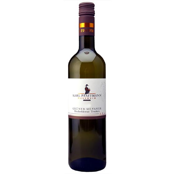 お酒 お中元 ギフト グリュナー・シルヴァーナー QbA トロッケン / カール・ファフマン 白 750ml 12本 ドイツ ファルツ 白ワイン コンビニ受取対応商品 ヴィンテージ管理しておりません、変わる場合があります プレゼント ケース販売 送料無料