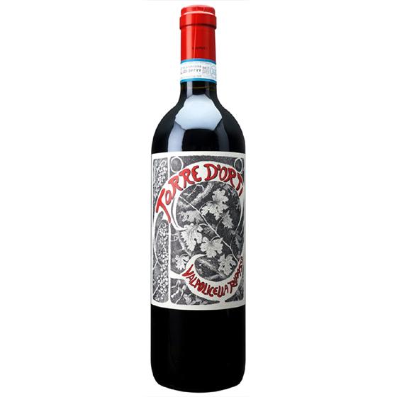 お酒 父の日 ギフト ヴァルポリチェッラ スペリオーレ リパッソ / トッレ・ドルティ 赤 750ml 12本 イタリア ヴェネト 赤ワイン ヴィンテージ管理しておりません、変わる場合あり プレゼント ケース販売 送料無料