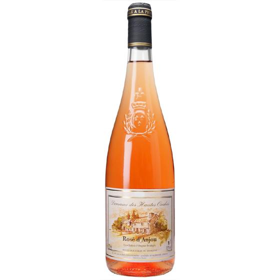 お酒 お中元 ギフト ロゼ・ダンジュ / ドメーヌ・デ・オート・ウーシュ ロゼ 750ml 12本 フランス ロワール ロゼワイン コンビニ受取対応商品 ヴィンテージ管理しておりません、変わる場合があります プレゼント ケース販売 送料無料