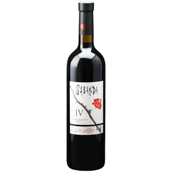 お酒 お中元 ギフト ガバルダ・クアトロ グラン・レセルバ / ボデガス・ガバルダ 赤 750ml 12本 スペイン カリニェナ 赤ワイン コンビニ受取対応商品 ヴィンテージ管理しておりません、変わる場合があります プレゼント ケース販売 送料無料