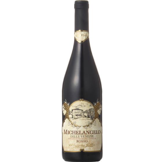 お酒 お中元 ギフト ミケランジェロ・ロッソ / ヴァッレ 赤 750ml 12本 イタリア フリウリ・ヴェネツィア・ジューリア 赤ワイン コンビニ受取対応商品 ヴィンテージ管理しておりません、変わる場合があります ケース販売 プレゼント