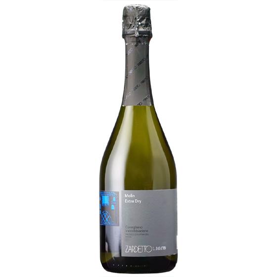 お酒 お中元 ギフト モリン プロセッコ・スペリオーレ エクストラ・ドライ / ザルデット 白 750ml 12本 イタリア ヴェネト スパークリングワイン スプマンテ ヴィンテージ管理しておりません、変わる場合があります ケース販売 送料無料