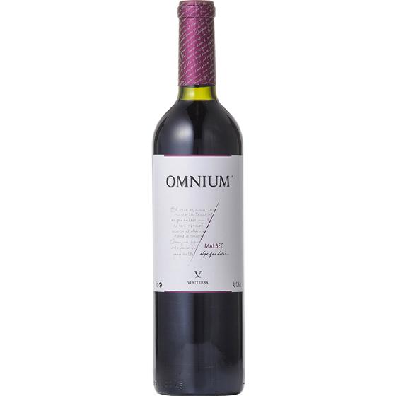 父の日 プレゼント ギフト オムニウム マルベック / ヴィニテラ 赤 750ml 12本 アルゼンチン クージョ 赤ワイン コンビニ受取対応商品 ヴィンテージ管理しておりません、変わる場合があります ラッキーシール対応 ケース販売
