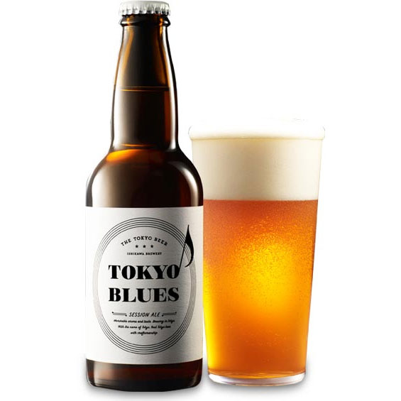 お中元 ギフト 東京ブルース セッションエール 330ml 24本 クラフトビール ケース販売 石川酒造 東京都 ラッキーシール対応