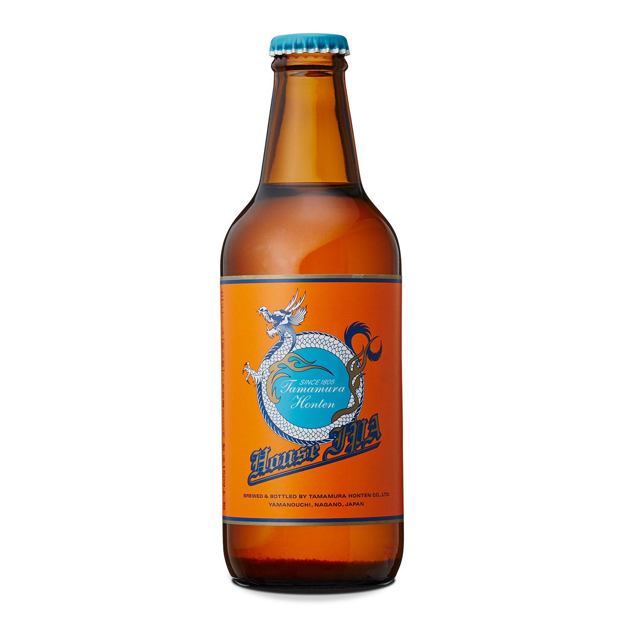 【ラッキーシール対応】母の日 ギフト 志賀高原ビール HouseIPA 330ml 24本 長野県 玉村本店 クラフトビール ケース販売