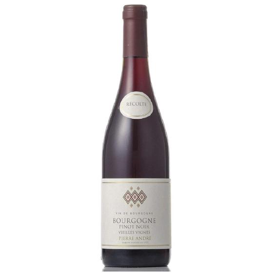 お中元 ギフト ブルゴーニュ・ピノ・ノワール ヴィエーユ・ヴィーニュ / ピエール・アンドレ 赤 750ml 12本 フランス ブルゴーニュ 赤ワイン コンビニ受取対応商品 ヴィンテージ管理しておりません、変わる場合があります ケース販売 送料無料