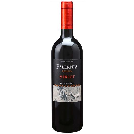 お酒 お中元 ギフト メルロ レセルバ / ファレルニア 赤 750ml 12本 チリ エルキ・ヴァレー 赤ワイン コンビニ受取対応商品 ヴィンテージ管理しておりません、変わる場合があります プレゼント ケース販売 送料無料