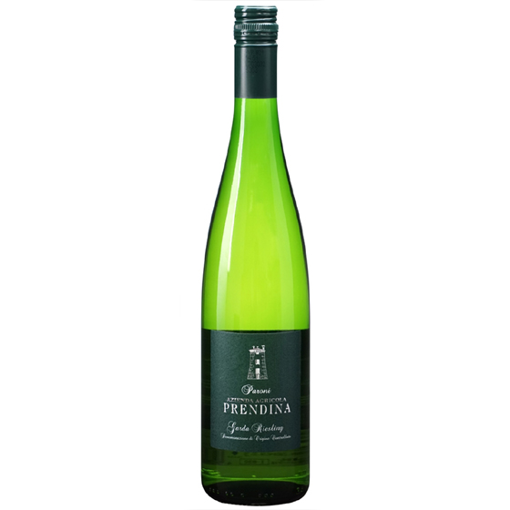 お酒 お中元 ギフト パローニ ガルダ リースリング / ラ・プレンディーナ 白 750ml 12本 イタリア ロンバルディア 白ワイン コンビニ受取対応商品 ヴィンテージ管理しておりません、変わる場合があります プレゼント ケース販売 送料無料