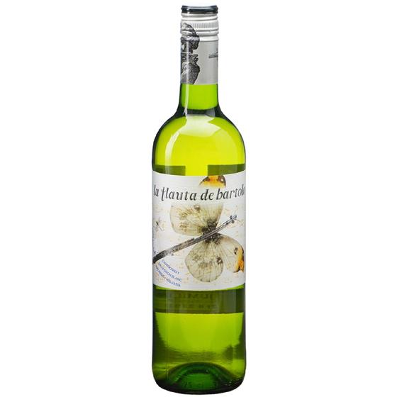 お酒 お中元 ギフト ラ・フラウタ・デ・バルトロ ブランコ / オロワインズ 白 750ml 12本 スペイン フミーリャ 白ワイン コンビニ受取対応商品 ヴィンテージ管理しておりません、変わる場合があります プレゼント ケース販売
