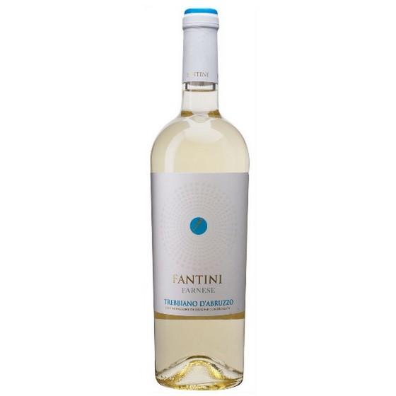 父の日 プレゼント ギフト トレビアーノ・ダブルッツォ ファルネーゼ 白 750ml 12本 イタリア アブルッツオ 白ワイン コンビニ受取対応商品 ヴィンテージ管理しておりません、変わる場合があります ラッキーシール対応